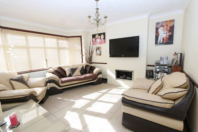 Thumbnail Semi-detached house for sale in Aultone Way, Sutton