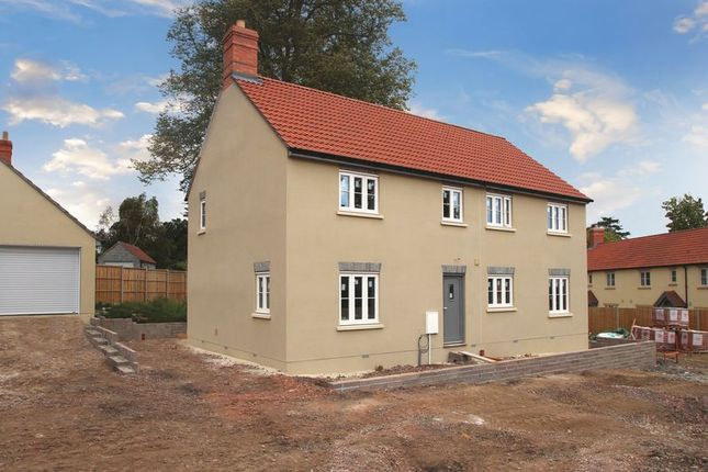 Thumbnail Detached house for sale in Kingsdon, Somerton