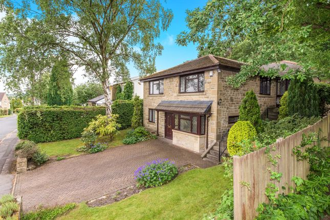 Thumbnail Detached house for sale in Manor Drive, Cottingley, Bingley