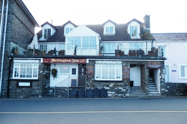 Thumbnail Commercial property for sale in Wellington Place, New Quay