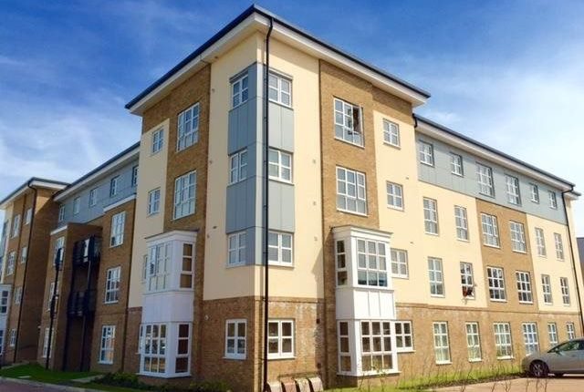 Thumbnail Flat to rent in Gwendoline Buck Drive, Aylesbury