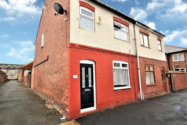 2 bed semi-detached house for sale in Briggs Road, Preston PR2