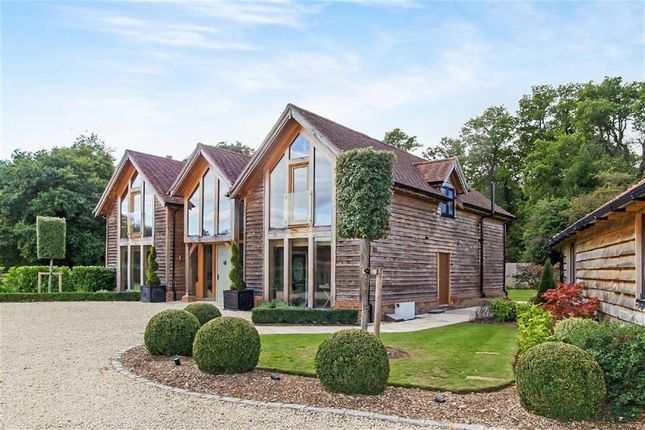 Thumbnail Detached house for sale in Beechwood Farm, Godalming, Surrey