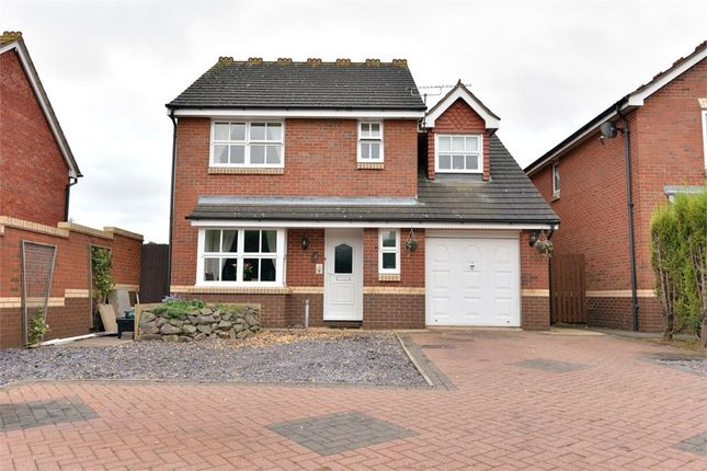 Thumbnail Detached house for sale in Mayfield, Wilnecote, Tamworth, Staffordshire