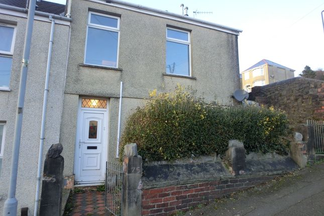 3 bed terraced house to rent in Morris Lane, St Thomas, Swansea.