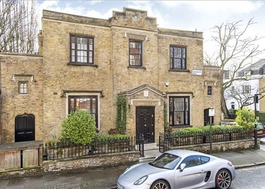 Thumbnail Detached house for sale in Barnsbury Park, London