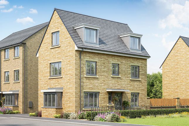 """4 bed property for sale in """"The Hardwick"""" at New Hey Road, Brighouse HD6"""