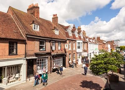 Thumbnail Retail premises for sale in 29/30 North Street, Chichester