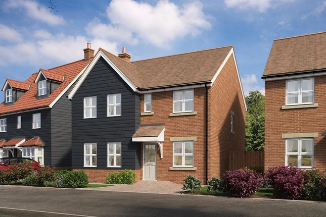 "Thumbnail Detached house for sale in ""The Mayfair "" at Forge Wood, Crawley"