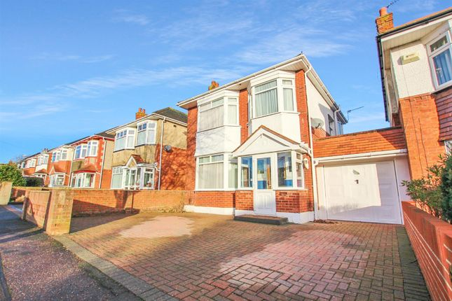 Thumbnail Detached house for sale in Priory View Road, Moordown, Bournemouth