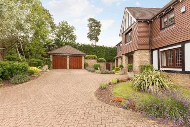 Thumbnail Detached house to rent in Claremont Gardens, Epsom