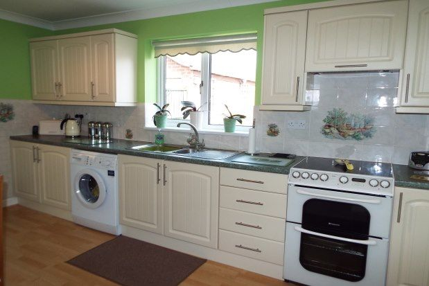 Thumbnail Detached bungalow to rent in Allwood Close, Mansfield