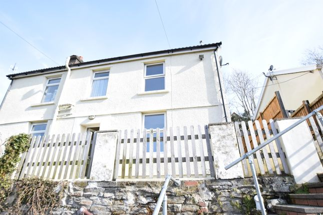 Thumbnail Semi-detached house for sale in Sycamore House, Woodfieldside, Blackwood