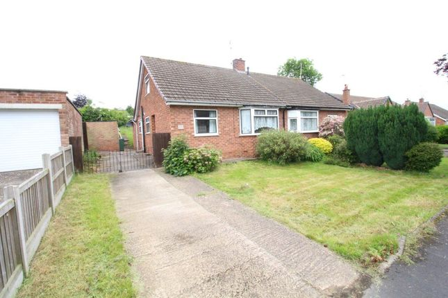 Thumbnail Bungalow to rent in Rupert Brooke Road, Rugby