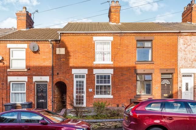 2 bed terraced house for sale in Shilton Road, Barwell, Leicester, Leicestershire