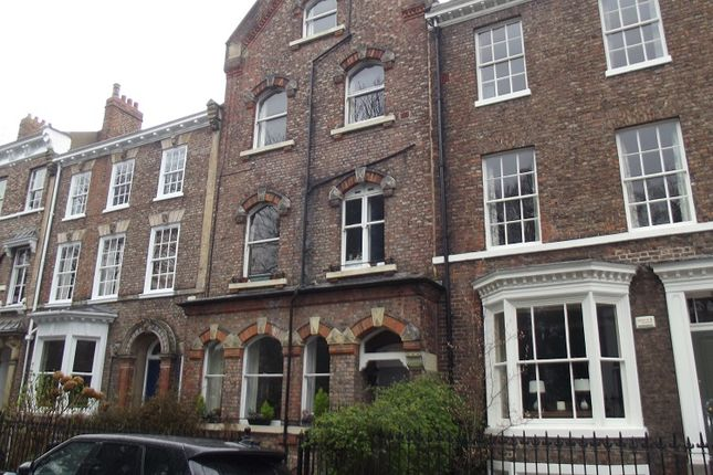 Thumbnail Flat to rent in Bootham Terrace, Bootham, York