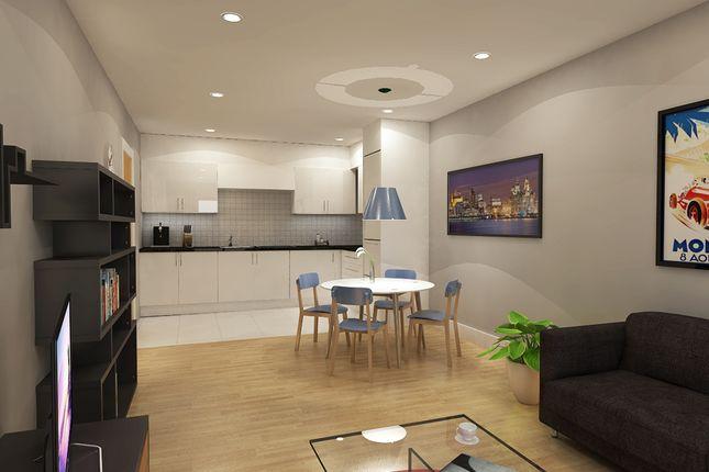 2 bed flat for sale in Burlington Street, Liverpool