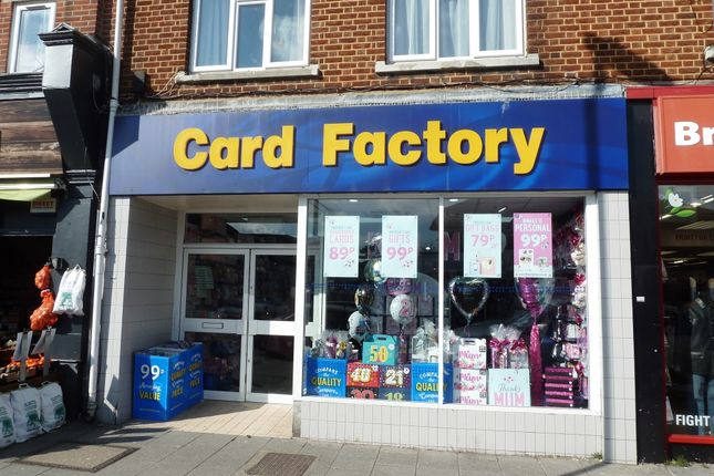Thumbnail Retail premises to let in 219 Portswood Road, Portswood, Southampton