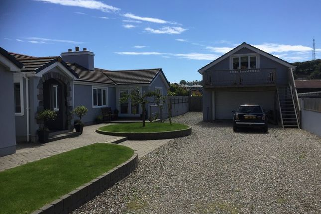 Thumbnail Detached bungalow for sale in Station Road, Port St. Mary, Isle Of Man