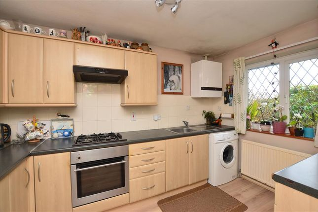 Thumbnail Bungalow for sale in Churchill Close, Folkestone, Kent