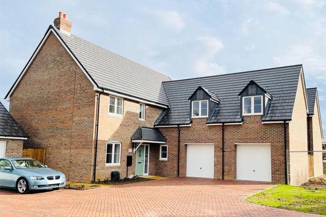 Thumbnail Detached house for sale in Saxel Close, Aston, Bampton