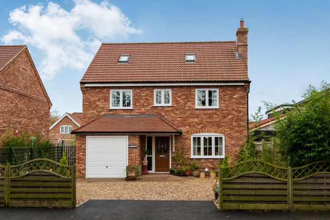 Thumbnail Detached house to rent in Watton Road, Ashill, Thetford