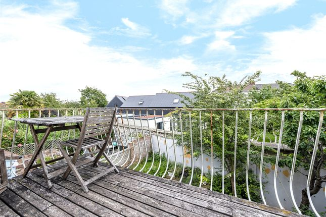 Balcony of Dongola Road, Bishopston, Bristol BS7