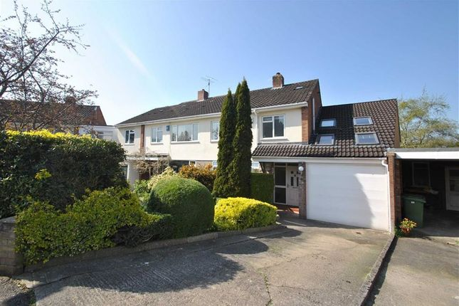 Thumbnail Property for sale in Pinewood Close, Westbury On Trym, Bristol