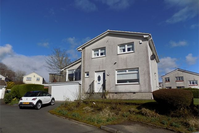 Thumbnail Detached house for sale in Findhorn Court, Gardenhall, East Kilbride