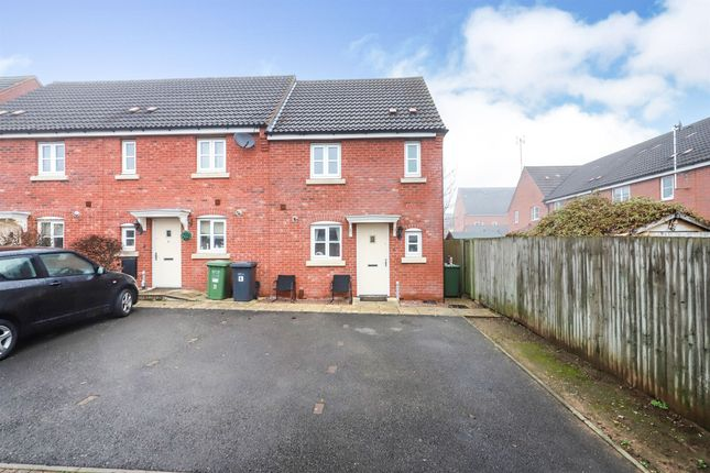 Thumbnail End terrace house for sale in The Spinney, Stourport-On-Severn