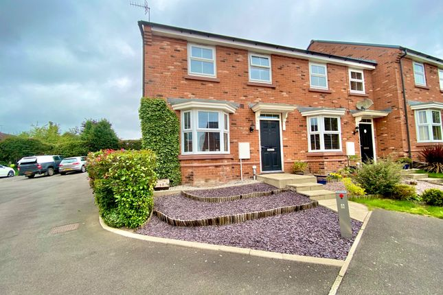3 bed semi-detached house for sale in Greenfields Lane, Malpas SY14