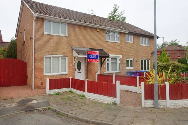 Milnthorpe Close, Kirkdale, Liverpool L4