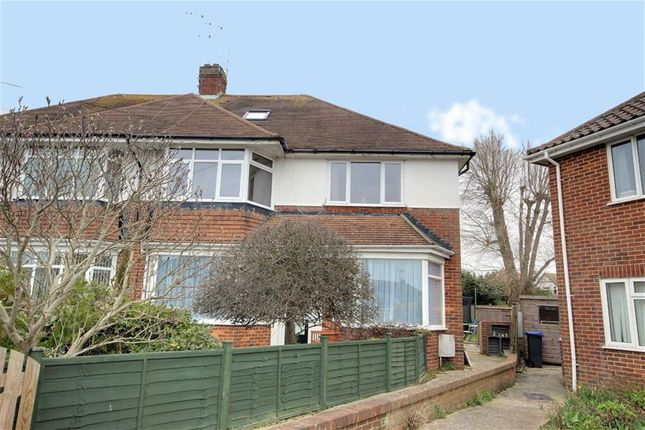 Thumbnail Flat for sale in Chesham Close, Goring-By-Sea, Worthing, West Sussex