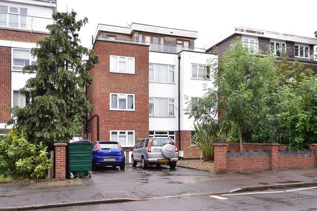 Thumbnail Flat for sale in The Chantry, The Ridgeway, London