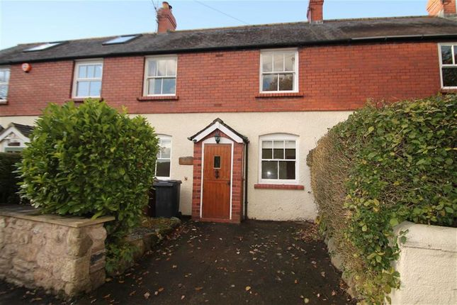 Thumbnail Terraced house to rent in Nant-Y-Caws, Morda, Oswestry