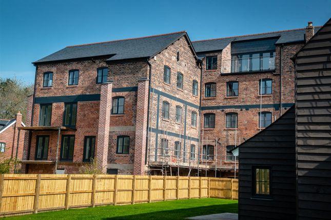 Thumbnail Flat for sale in 4 Mytton Mill, Forton Heath, Shrewsbury