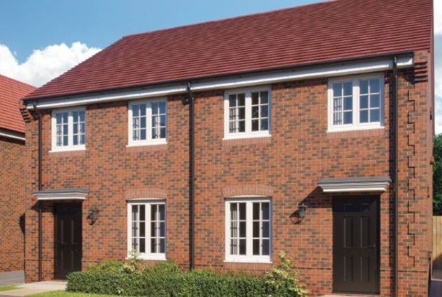 Thumbnail 3 bed semi-detached house for sale in Diamond Drive, Great Western Park, Didcot, Oxfordshire