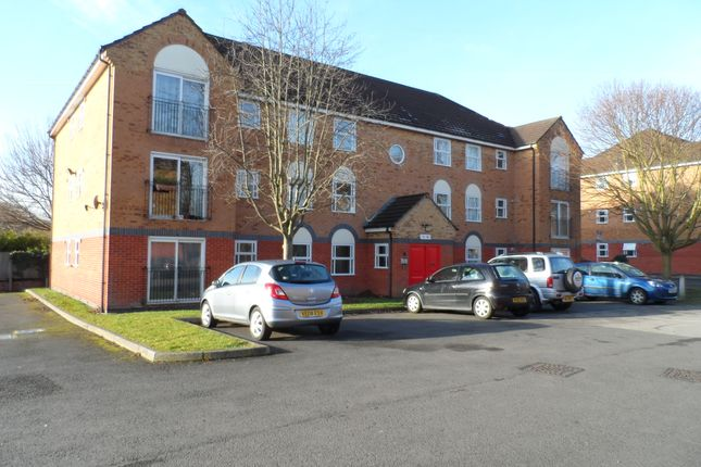Thumbnail Flat to rent in James Close, Derby