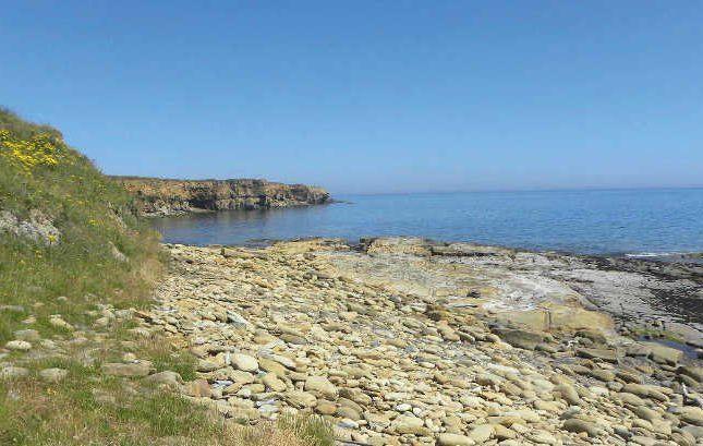 Beach Main of Church Point, High Street, Newbiggin-By-The-Sea, Northumberland NE64