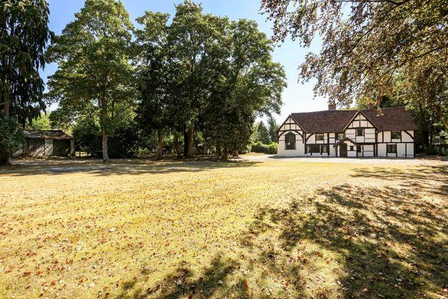 Thumbnail Detached house to rent in Village Road, Dorney, Windsor
