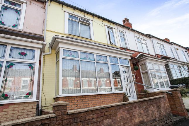 Thumbnail Terraced house for sale in Grove Road, Sparkhill, Birmingham