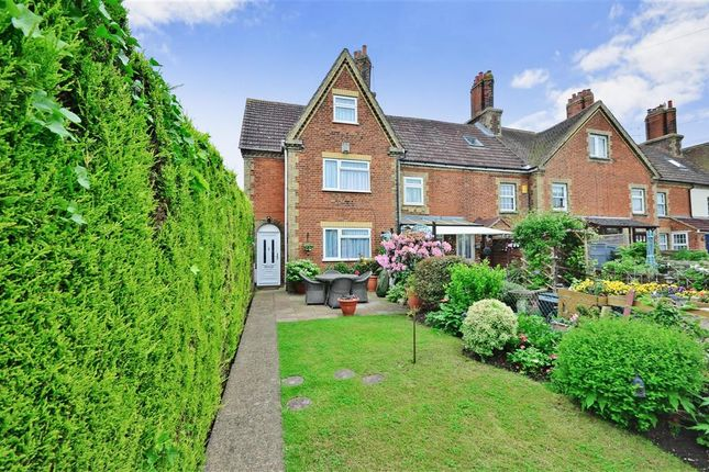 Thumbnail End terrace house for sale in Brickfields, West Malling, Kent
