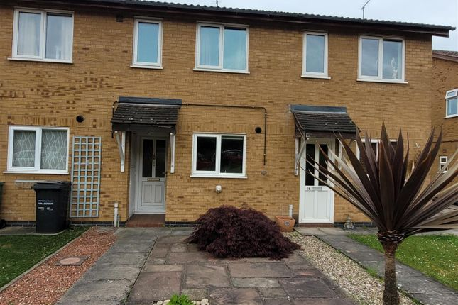 Thumbnail 2 bed property to rent in Caernarvon Close, Mountsorrel, Leicestershire