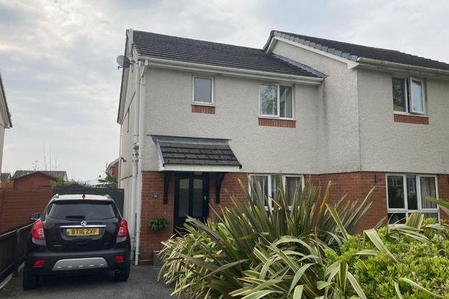 Thumbnail Property for sale in Clos Cenawon, Morriston, Swansea