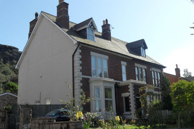 Thumbnail Semi-detached house for sale in Chester Road, Helsby, Cheshire