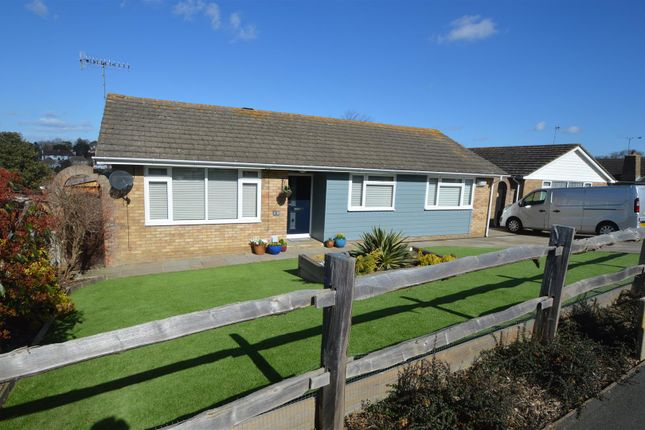 Thumbnail Detached bungalow for sale in Lychgate Close, Bexhill-On-Sea