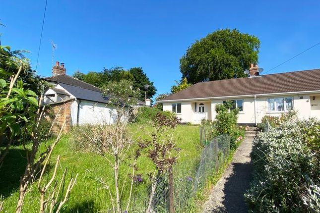 2 bed semi-detached bungalow for sale in Hightrees, Everleigh, Marlborough SN8