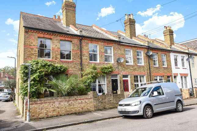 Thumbnail Terraced house to rent in Bourne Avenue, Windsor, Berkshire