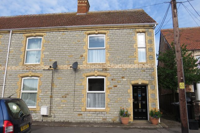 Thumbnail End terrace house for sale in South Road, Watchet