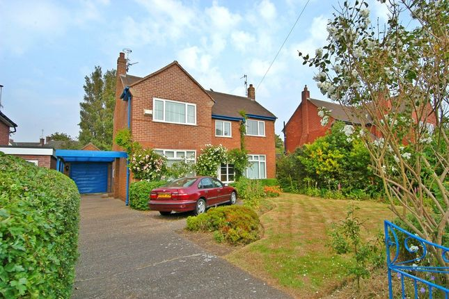 Thumbnail Detached house for sale in Macdona Drive, West Kirby, Wirral